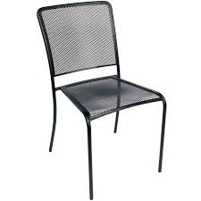 aluminum patio chairs. Stackable Aluminum Patio Chairs Sling Back New Best Metal Furniture For A