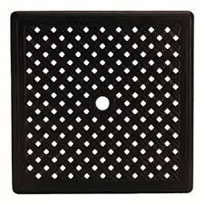 double lattice 28 square table top
