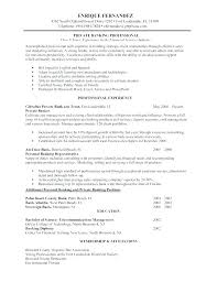 Resumes And Cover Letters Fascinating Resume Objective Examples Teller Position Bank Cover Letter Sample