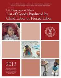 2011 List of Goods Produced by Child Labor or Forced Labor by designannexe  - issuu