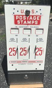 Vintage Stamp Vending Machine Mesmerizing Vintage Stamp Vending Machine Antique New Old Stock 48