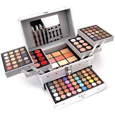 details about g156 concealer eye shadow collection palette full professional makeup kit