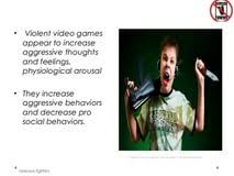 do violent video games cause behavior problems argumentative essay do violent video games cause behavior problems argumentative essay