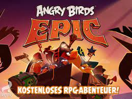 Angry Birds Epic: Rollenspiel-Ableger für Android, iOS und Windows Phone 8  erschienen
