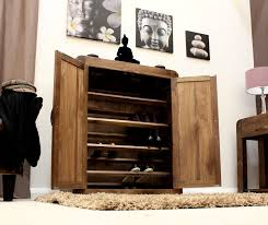 strathmore solid walnut furniture shoe cupboard cabinet. strathmore solid walnut home furniture hallway shoe storage cabinet cupboard rac m