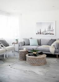 10 Super Chic Grey Living Rooms 5