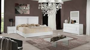 Modrest Nicla Italian Modern White Bedroom Set - Stylish Design ...