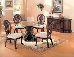 glass kitchen tables small round kitchen table for furniture round glass dining table and chairs 8
