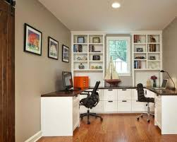 two desk office. Beautiful Two Two Person Desk Office Home Furniture  Designs To N
