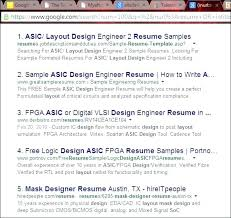 Certified Process Design Engineer Sample Resume Ic Layout Engineer Sample Resume Certified Process Design Engineer 82