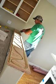 attach countertop to cabinet installing laminate white woodworking projects within how to attach cabinets plans attach