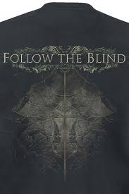 Follow The Blind Blind Guardian T Shirt Emp