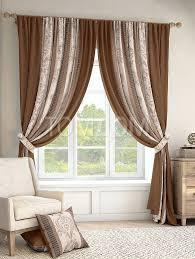 <b>Комплект штор</b> «Иниц (корич.)» | Идеи домашнего декора ...