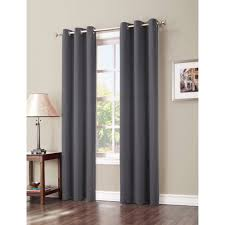 sun zero ella room darkening triple lined grommet curtain panel com