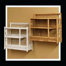 wicker bathroom wall shelves white brown stained woven rattan shelf for 3 tier home decorating and small wicker wall shelf stunning fine bathroom wall