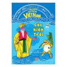 Truyện Cổ Tích Việt Nam - Cóc Kiện Trời Ebook PDF/EPUB/PRC/MOBI
