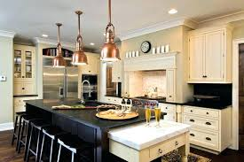 Copper kitchen lighting Industrial White And Copper Kitchen White And Copper Kitchen Entrancing Copper Kitchen Lighting For Popular Interior Design Deslag White And Copper Kitchen Nysampoinfo