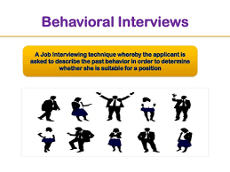 Behavioral Interviewing What Is Behavioral Interviewing Under Fontanacountryinn Com