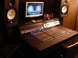 show me your homemade or custom made console or studio furniture no premade or bought