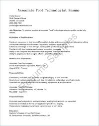 Resume For Lab Technician Cool Lab Tech Resume Awesome Process Technician Resume Sample Poureux