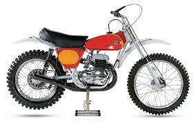 clic motocross iron 1974 bultaco