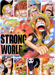One Piece Film The Movie 10 Strong World วันพีช เดอะ มูฟวี่  ผจญภัยเหนือหล้าท้าโลก - nanamovie หนังออนไลน์ หนังมาใหม่ หนังHD หนังมันๆ