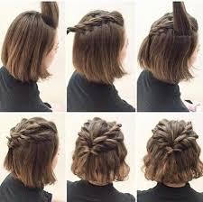 Coiffure Facile A Faire Cheveux Mi Long Nouveau Coiffure Mi