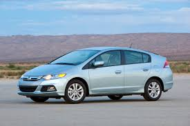 2013 Honda Insight: The Forgotten Hybrid?