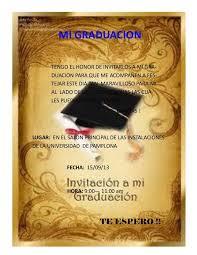 Para Graduacion Gratis Imprimir Invitaciones De