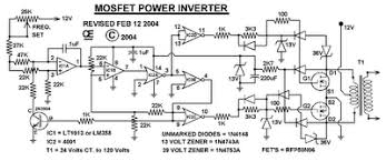 2013 circuit learning 1000 watt power inverter schematic