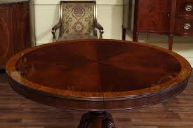 great 66 inch round dining table