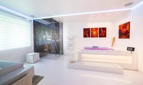 Luxus Bad Trendstudie Badarchitektur Purismus Mit Innovativer