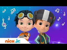 Meet Rusty's Match: Frankie Fritz 🛠️| Rusty Rivets | Stay home #WithMe |  Nick Jr. - YouTube