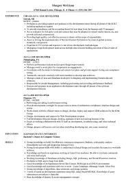Java Jee Developer Resume Samples Velvet Jobs