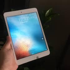 Máy tính bảng Apple iPad mini - Hàng cũ - 16GB, Wifi, 7.9 inch, Giá tháng  1/2021