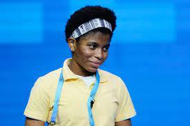National Spelling Bee win ...