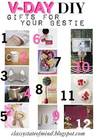 by cly state of mind diy valentine s day gifts for your s easy valentinesday bestfriend