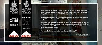 Office Design Group Awesome Homepage MDG McGregor Design Group