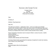 Business Letter Format Word Business Letters Samples Free Download Moontex Co