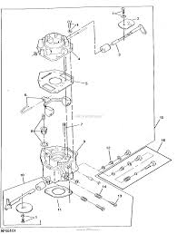 John deere parts diagrams john deere 317 hydrostatic tractor 17 hp kt17qs kohler engine pc1698 carburetoronan m n p218g 18hp onan engine repower kit