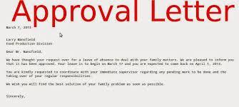 Business Letter Format For Approval - Socialbo.co