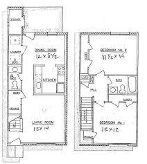 townhouse floor plans. 2 Bedroom Townhouses Townhouse Floor Plans F