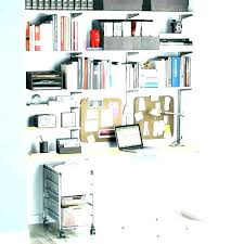 office wall shelving units office wall shelving home ideas ways to work with floating white shelves