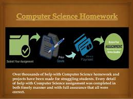 computer science homework help com i subscribe to some of the leading journals in this field and have contacted the united nations to out if at some stage i could take part either as
