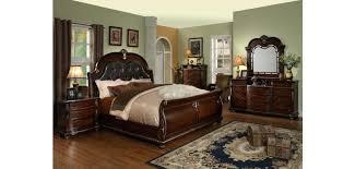 Bed And Dresser Set Palazzo Sleigh Bed Bedroom Set By Empire Furniture  Designs Bedroom Dresser Set