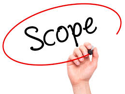Project Blog Scope - Ontrack Visual Man Marker Hand Writing Management Screen Black On With