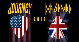 Journey Def Leppard Cheap Trick In Boston At Fenway Park