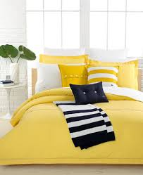 Bedding | Decor by Color - Page 3 & Lacoste Solid Lemon Drop Brushed Twill Adamdwight.com