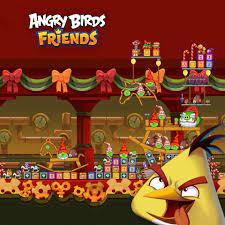 🎄The Christmas tournaments have... - Angry Birds Friends