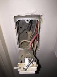 this single gang box has a switch to a ceiling light i know that the two white wires connected to the switch are line and load the wire on the left has